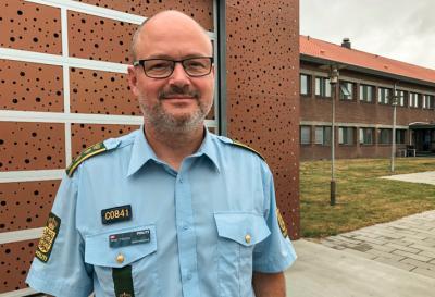 Pi. Brian Fussing, leder af UKA Vest